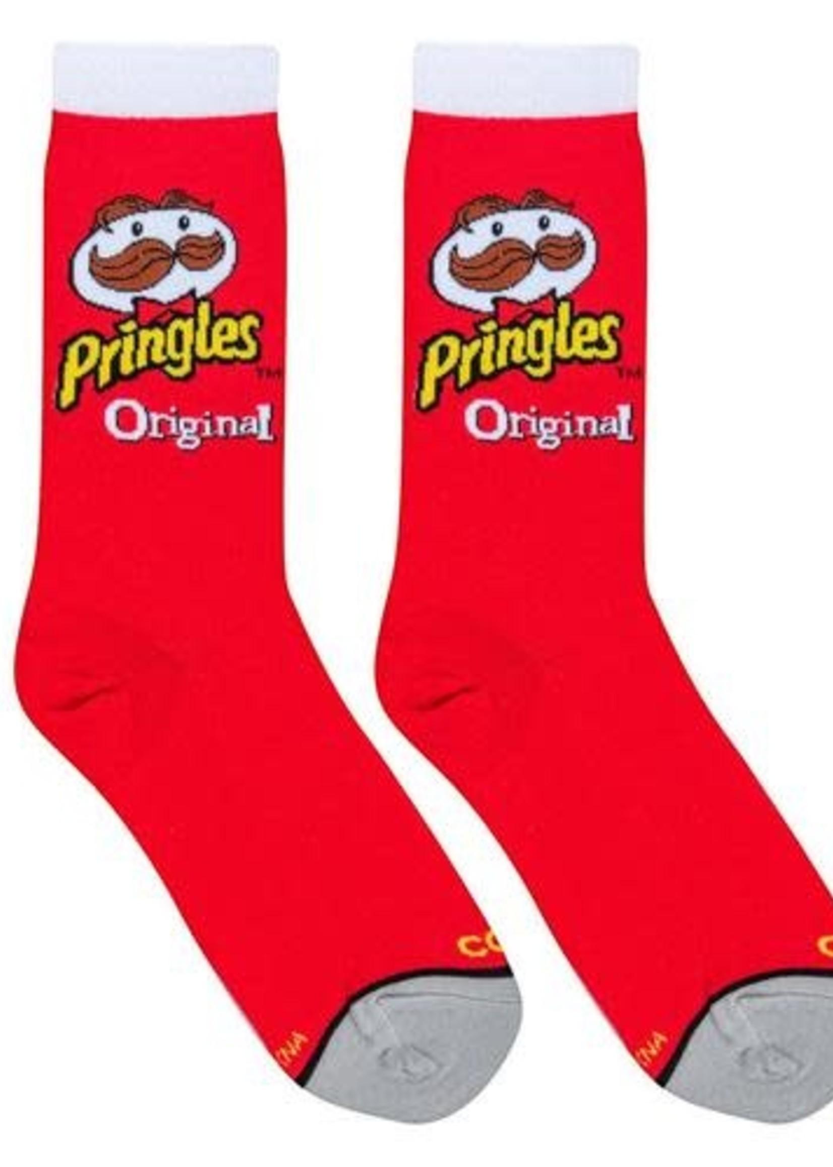 Cool Socks Pringles Can Sock