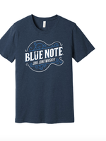 Grind City Design Blue Note Whiskey Tee