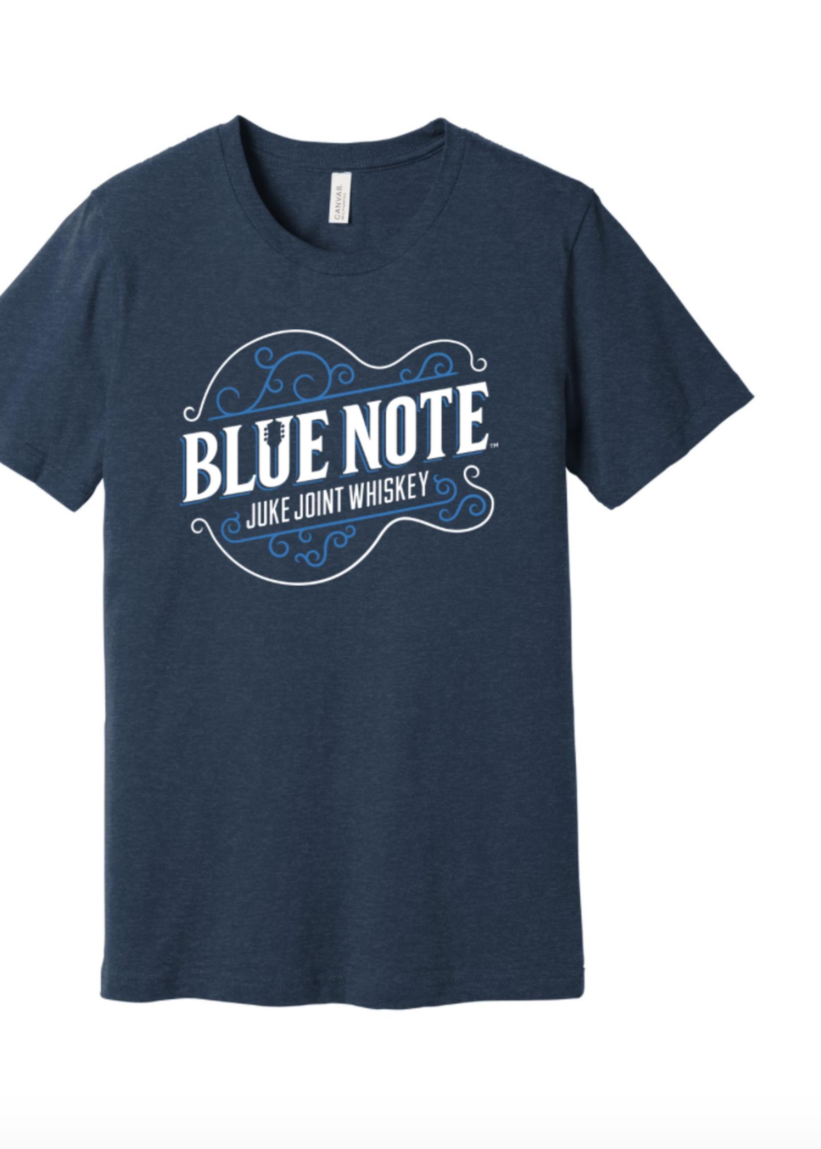 Grind City Design Blue Note Tee