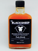 Black Sheep Black Sheep Memphis Smoked Hot Sauce 6.7 oz