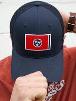 Volunteer Traditions TN Flag Hat
