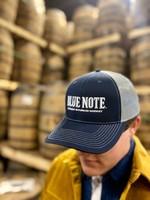 Grind City Design Blue Note Trucker Hat