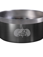 Toadfish Non-Tipping Dog Bowl Graphite