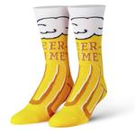 Cool Socks Beer Time Sock
