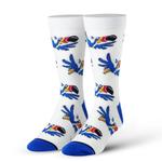 Cool Socks Follow Your Nose Sock