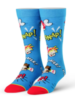 Cool Socks Snap, Crackle, Pop Sock