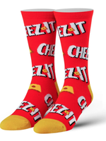 Cool Socks Keep It Cheezy