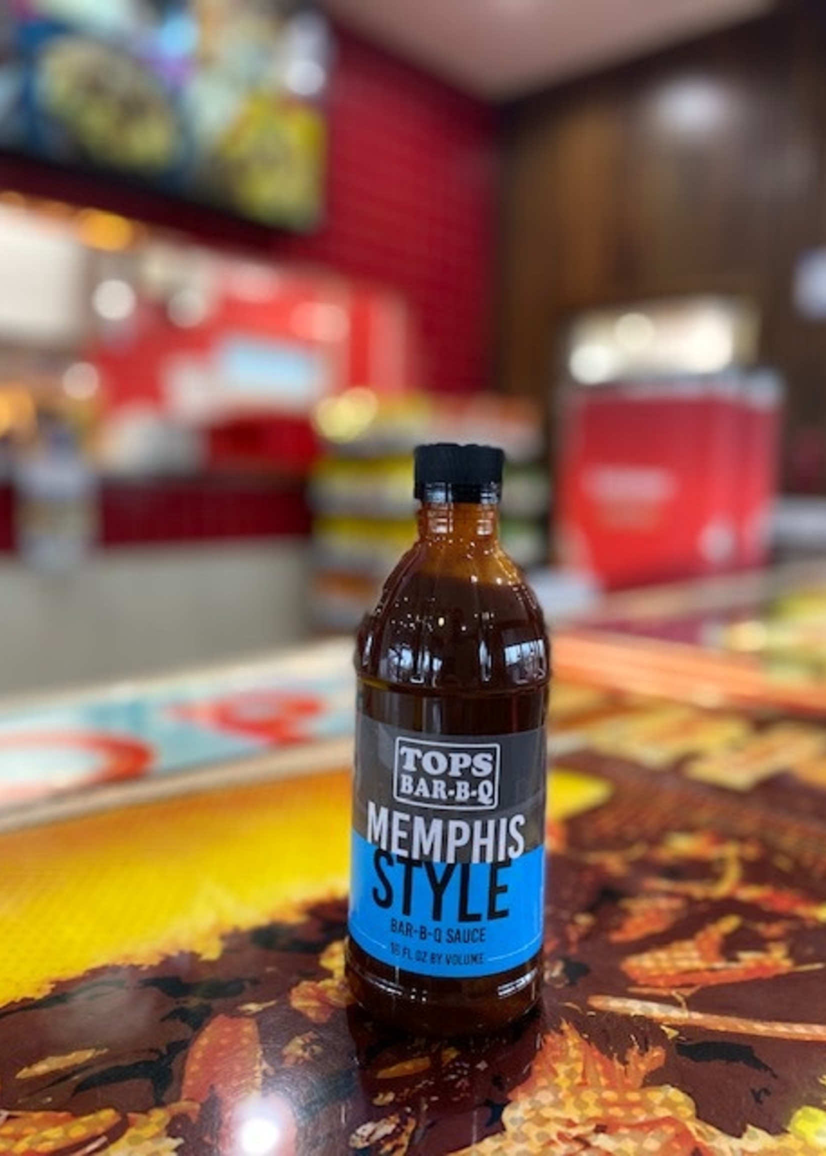 Tops BBQ Tops Memphis Style