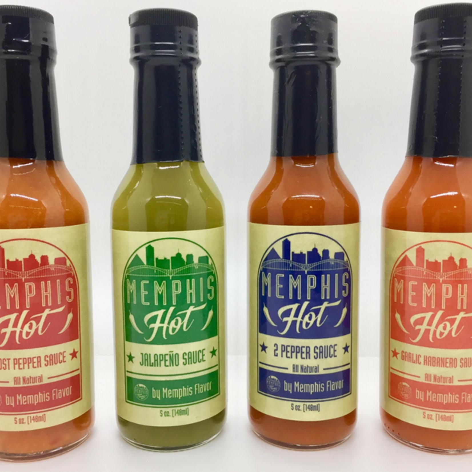 Memphis Flavor Memphis Hot
