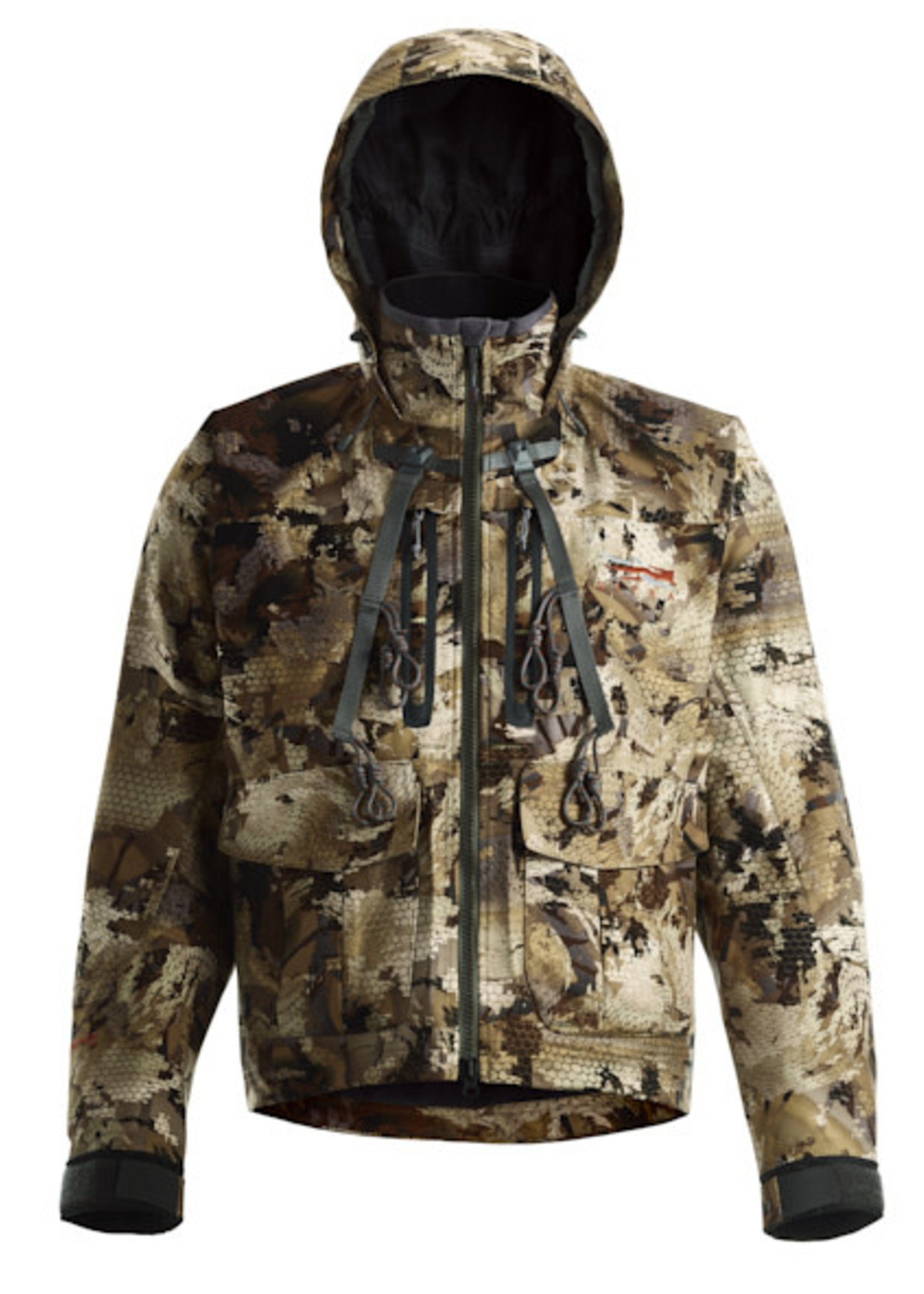 Sitka Gear Delta Wading Jacket Waterfowl Marsh