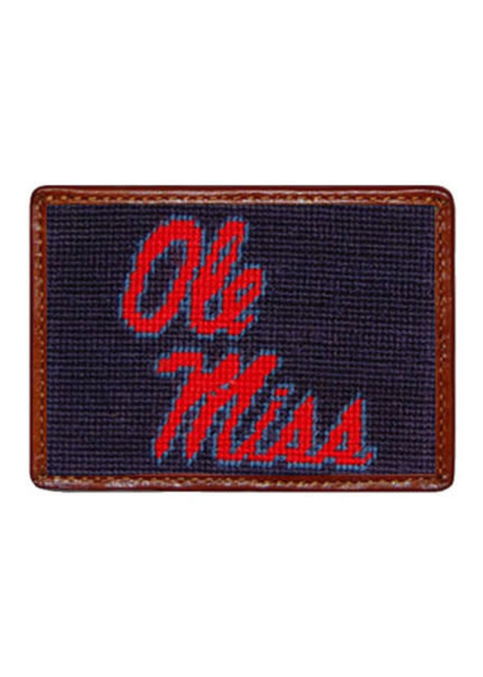 Smathers & Branson Credit Card Wallet Ole Miss