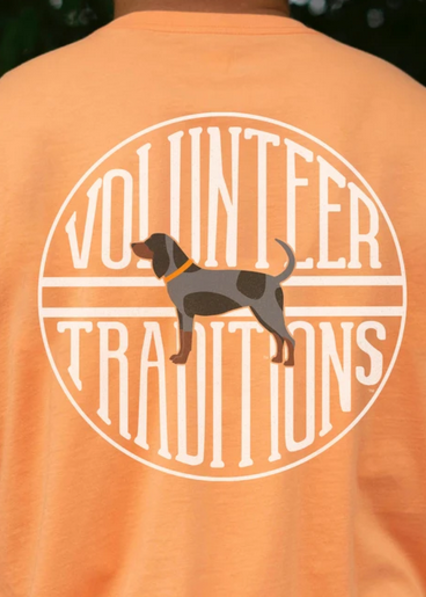 Volunteer Traditions Bluetick Pocket Tee