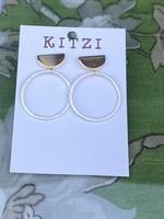 Kitzi Libby Post Earring