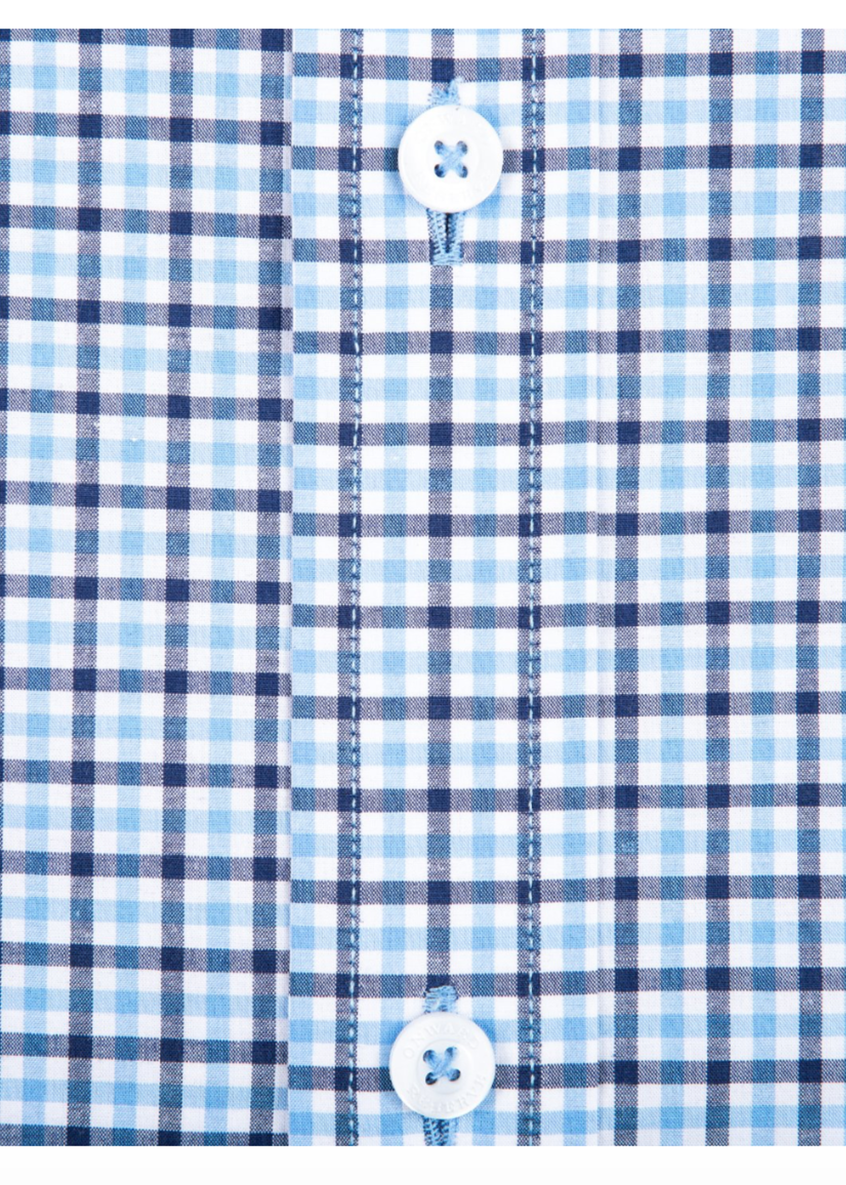 Onward Reserve Louis Tailored Stretch Cotton Button Down