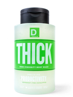 Duke Cannon Viscosity Body Wash Productivity