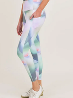 Mono B Ombre Kaleidoscope Leggings
