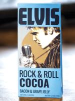 McSteven's, Inc. Elvis Rock & Roll Bacon Grape Jelly Cocoa
