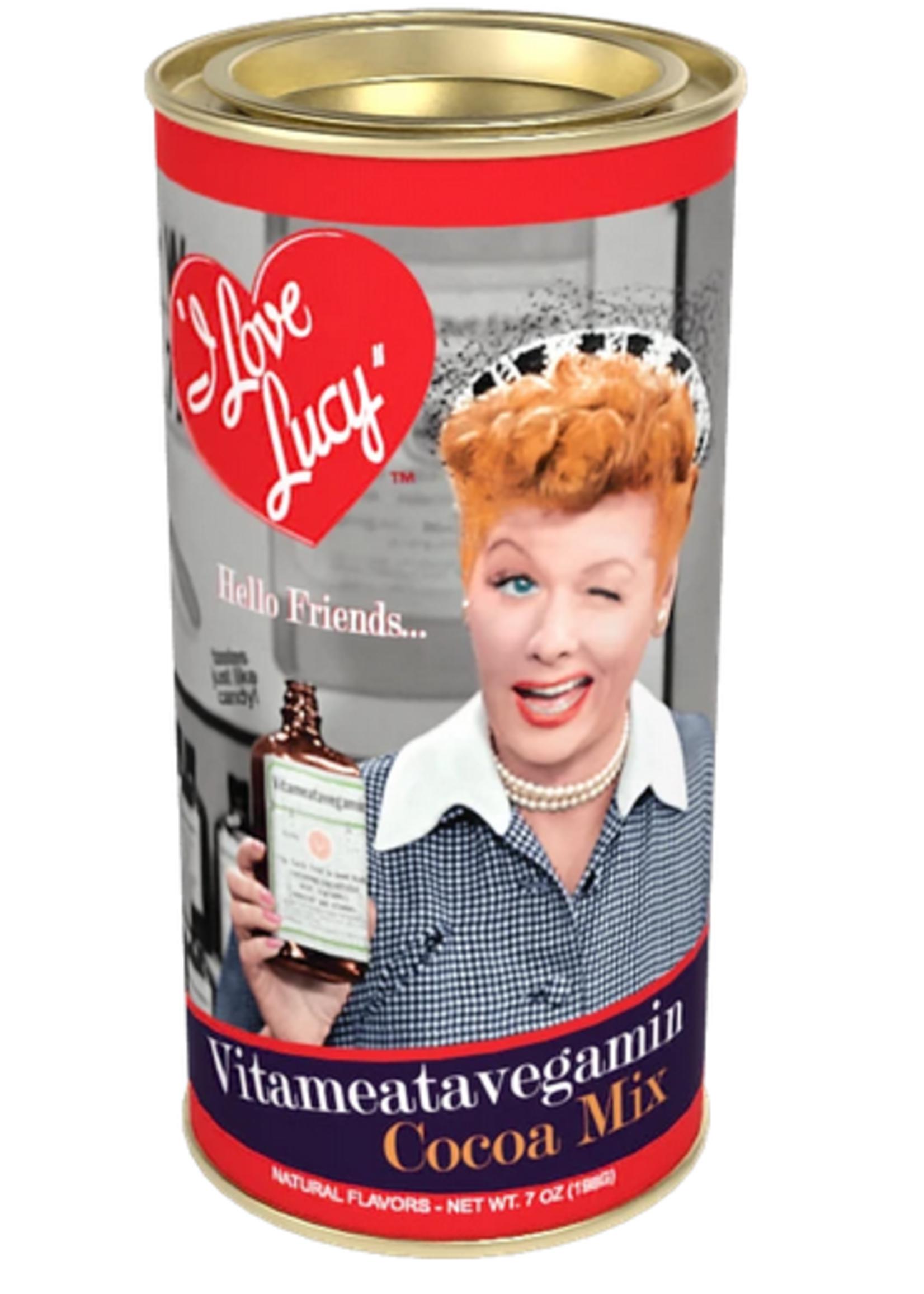 McSteven's, Inc. Lucy Vitameatavegamin Cocoa Mix