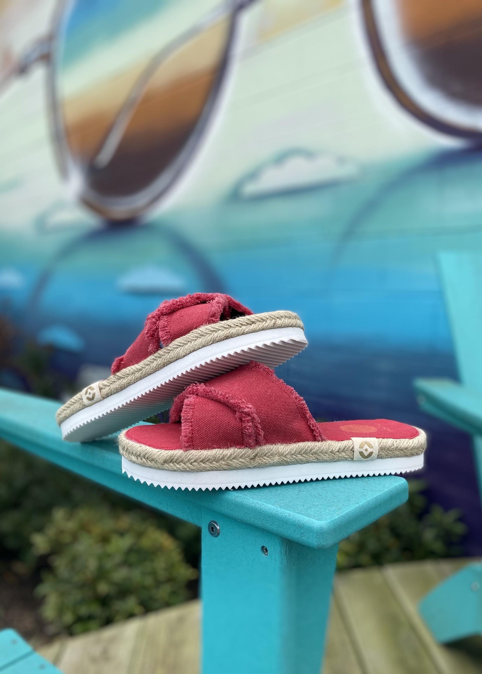 nalho Kamala Platform Sandal
