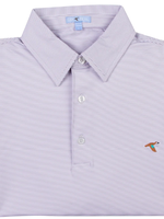 GenTeal Apparel Orchid Pinstripe P7