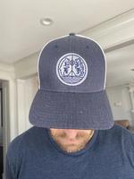 MDC Merchandise Bear & Tiger Crest Hat