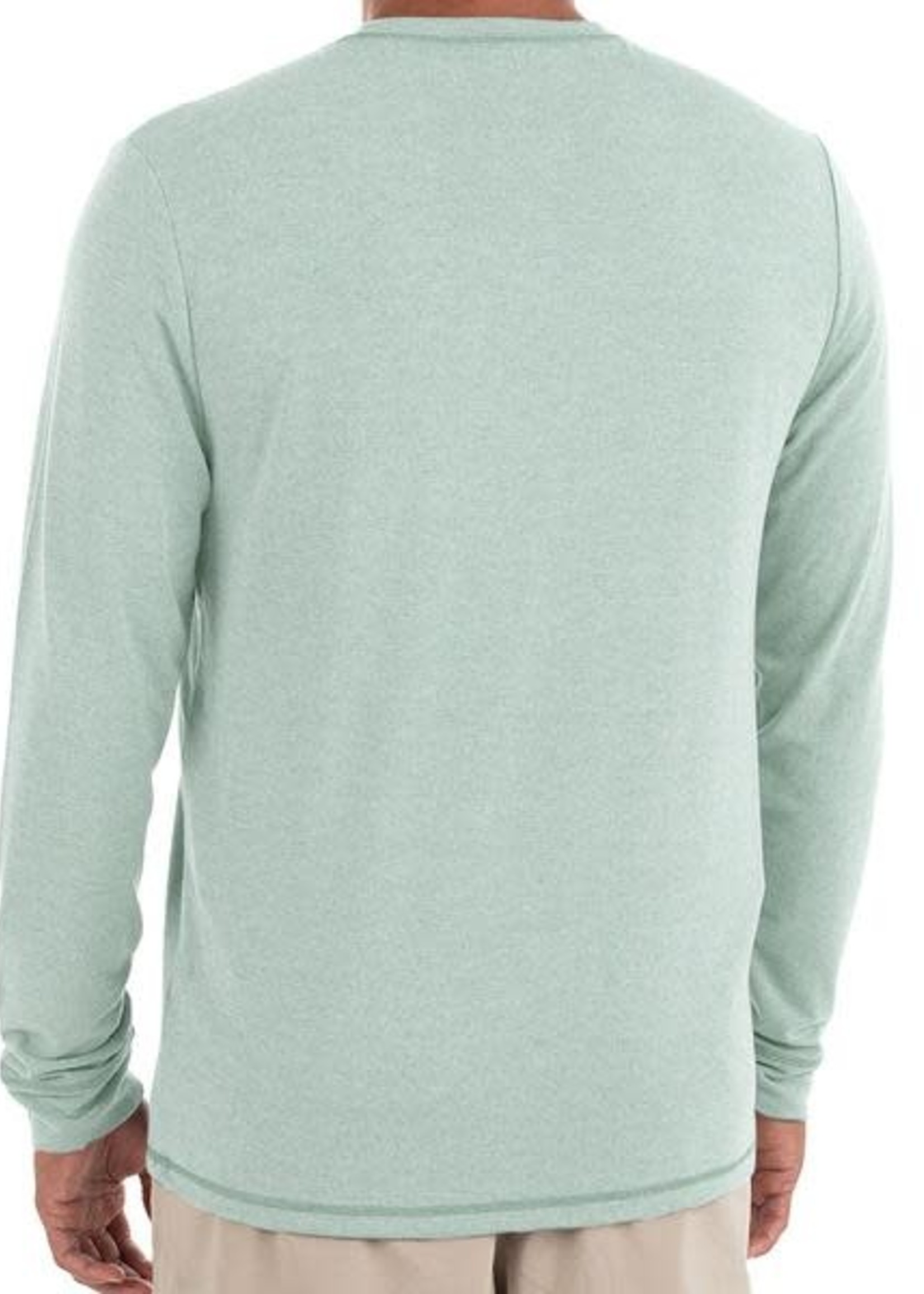 Free Fly Bamboo Flex Long Sleeve Keys