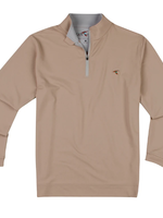 GenTeal Apparel Performance 1/4 Zip Alder