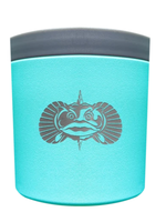 Toadfish Anchor Non-Tipping Holder Teal