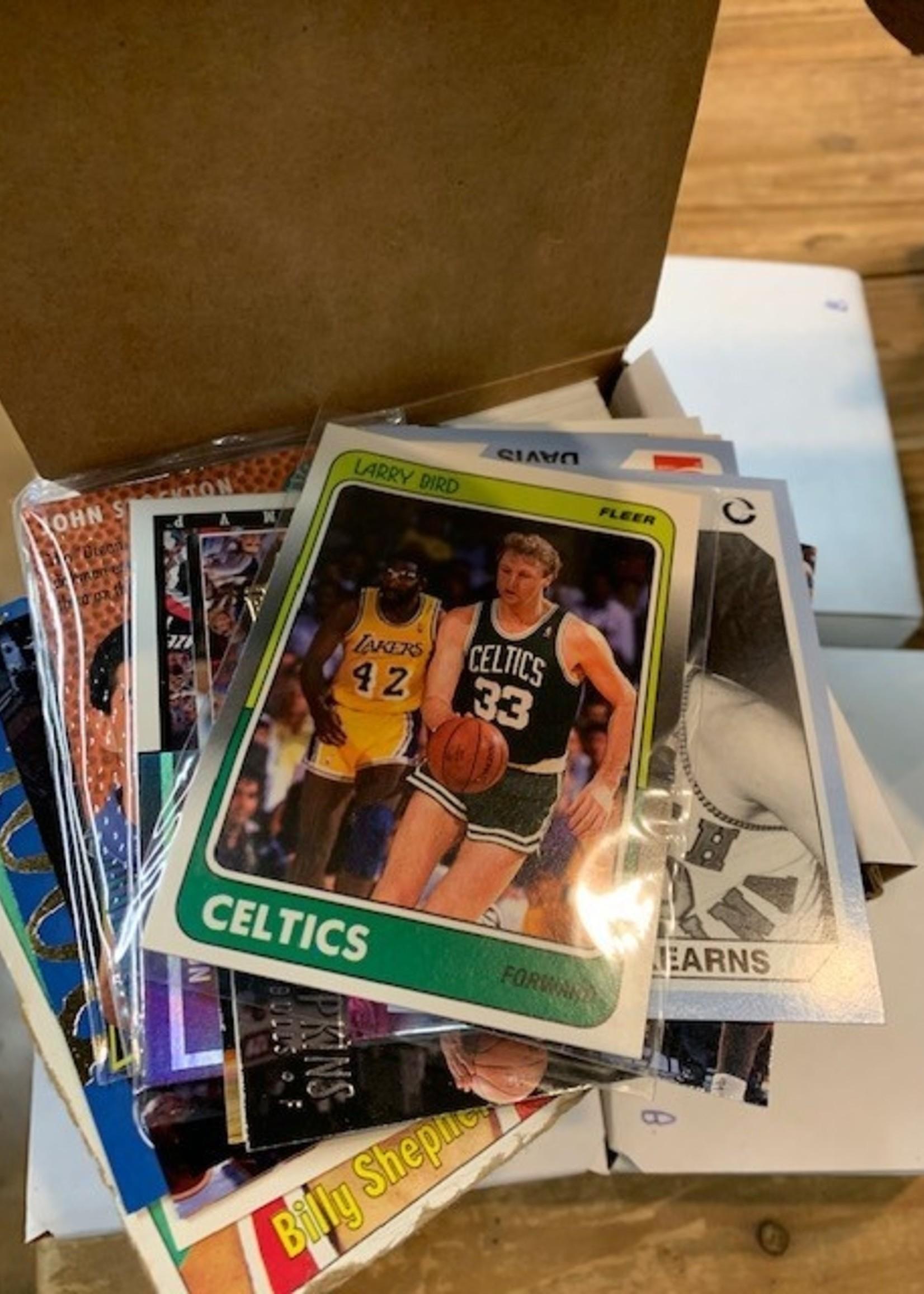 Oxbeau Mystery Box Basketball Cards