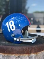 Steiner Archie Manning Signed 100 Year Helmet