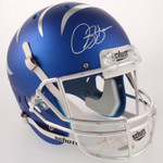 Pristine Auction Isaac Bruce Signed Helmet