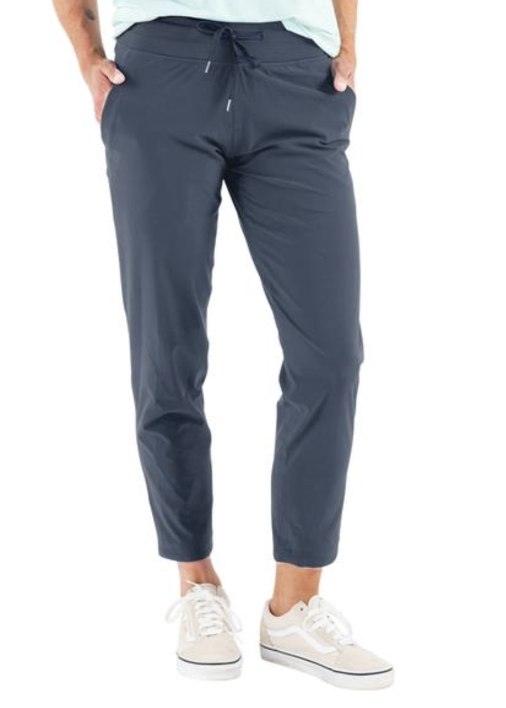 Free Fly W Breeze Cropped Pant