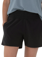 Free Fly W Pull-On Breeze Short Black