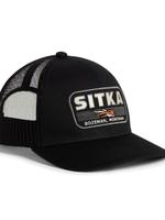 Sitka Gear Banded Mid Pro Trucker Black