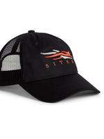 Sitka Gear Icon Lo Pro Trucker Stika Black