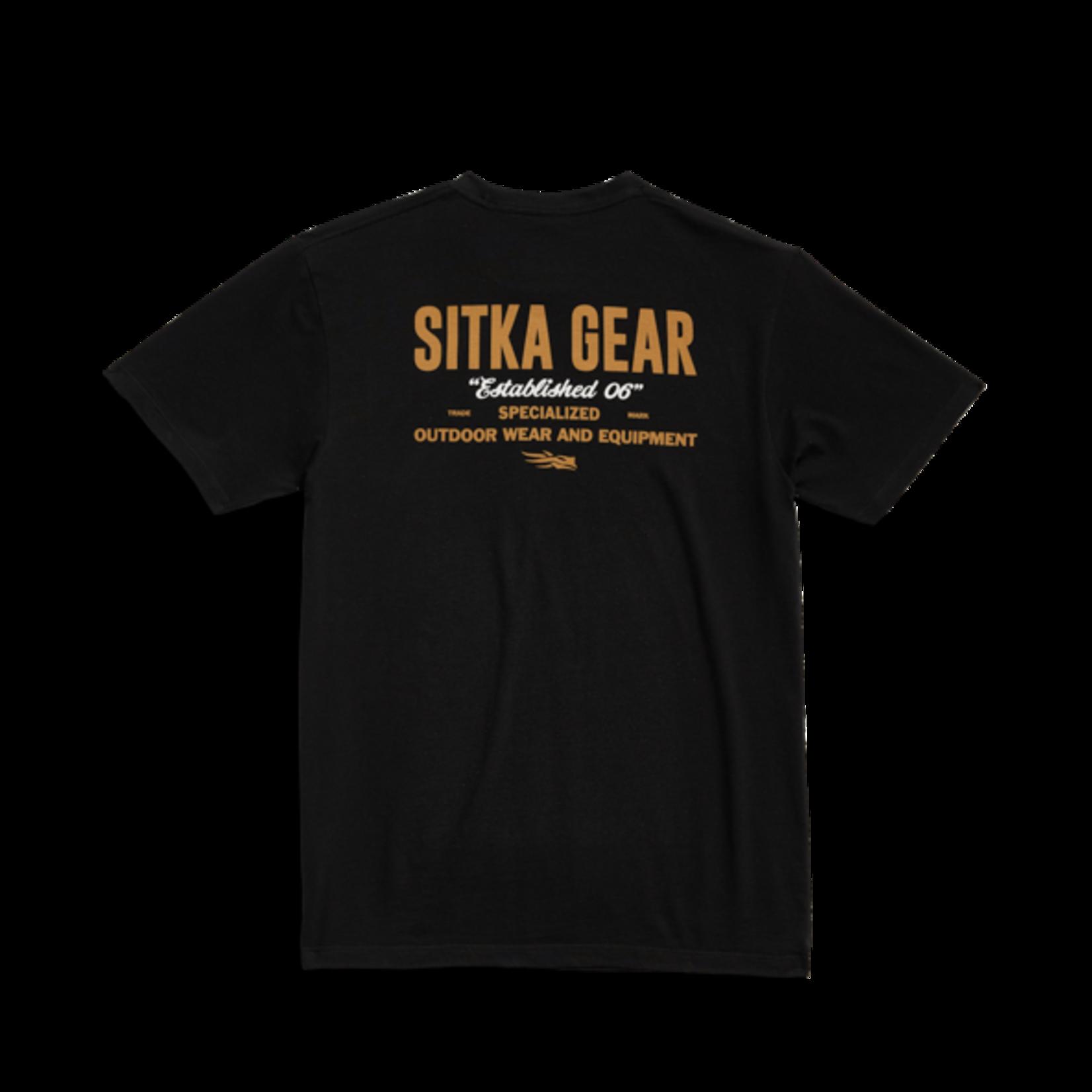 Sitka Gear Signage Tee