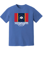Grind City Design Mississippi Flag Front S/S