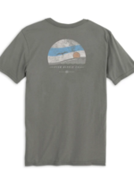 Fish Hippie Anchor Gray Rise S/S