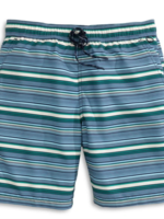 Fish Hippie Slate Multi-Stripe Swim