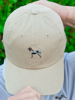 Volunteer Traditions Bluetick Hat Khaki