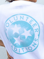 Volunteer Traditions Watercolor Tristar Pocket Tee