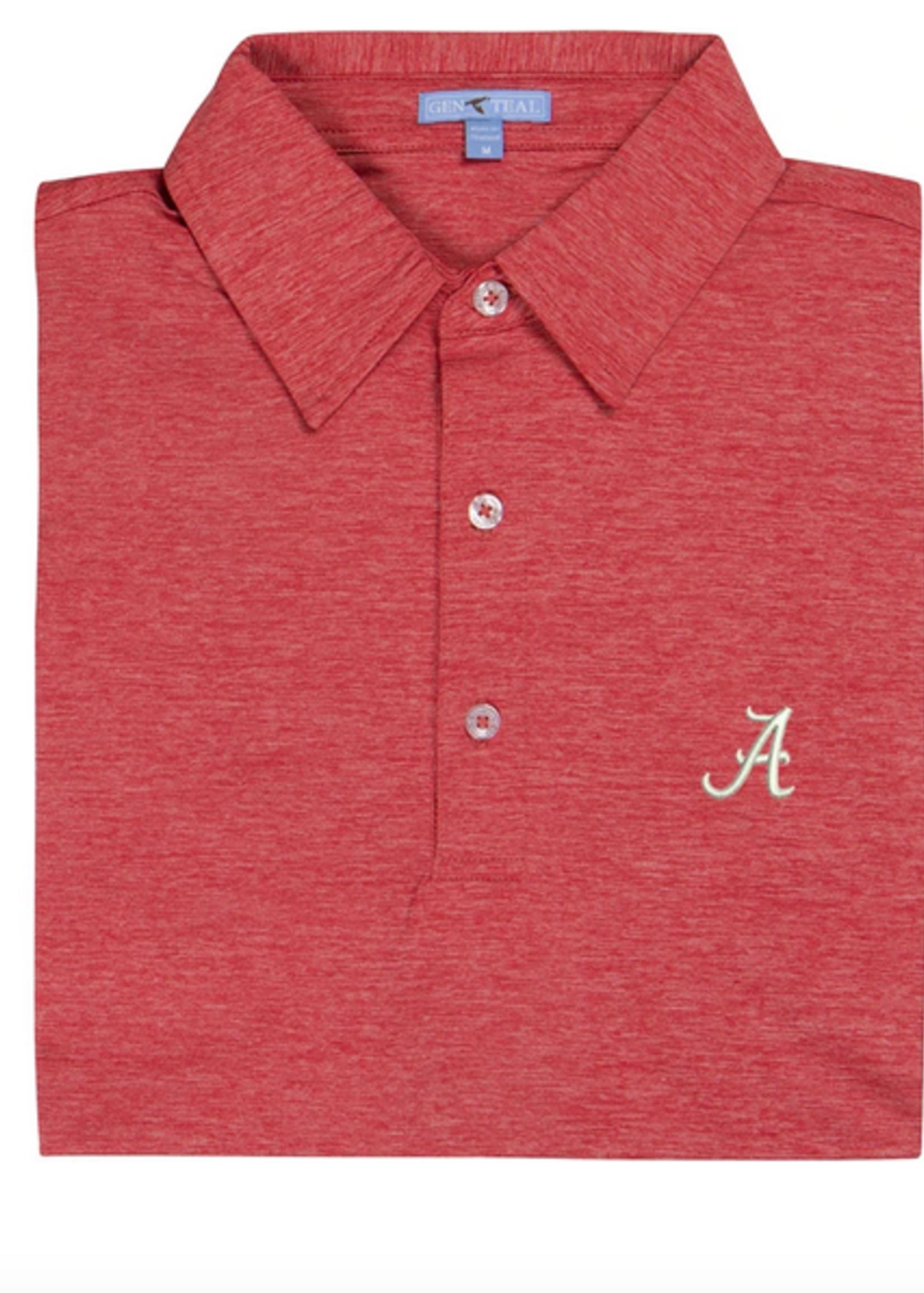 GenTeal Apparel Alabama brrr Red