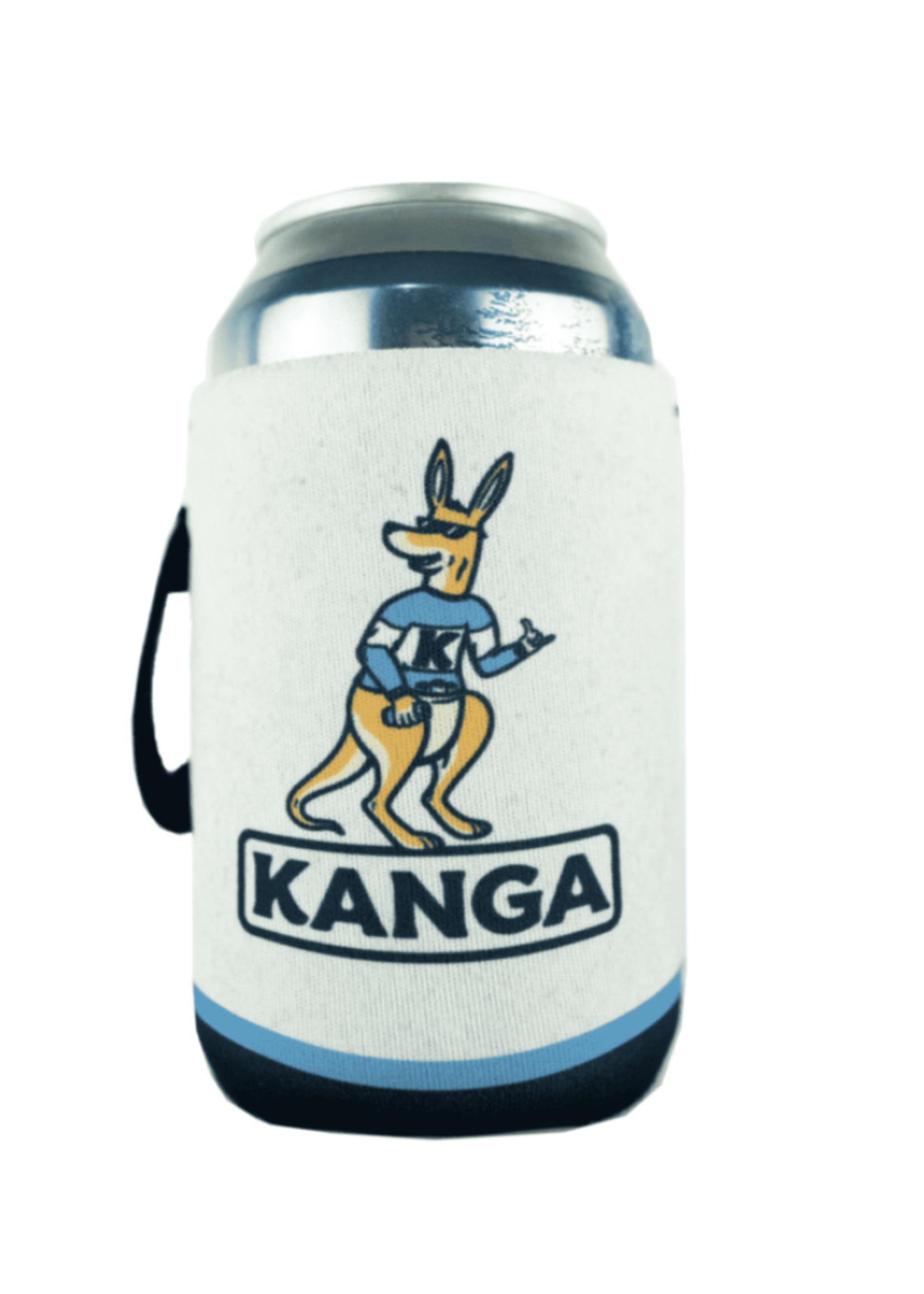 Kanga The Roozie White