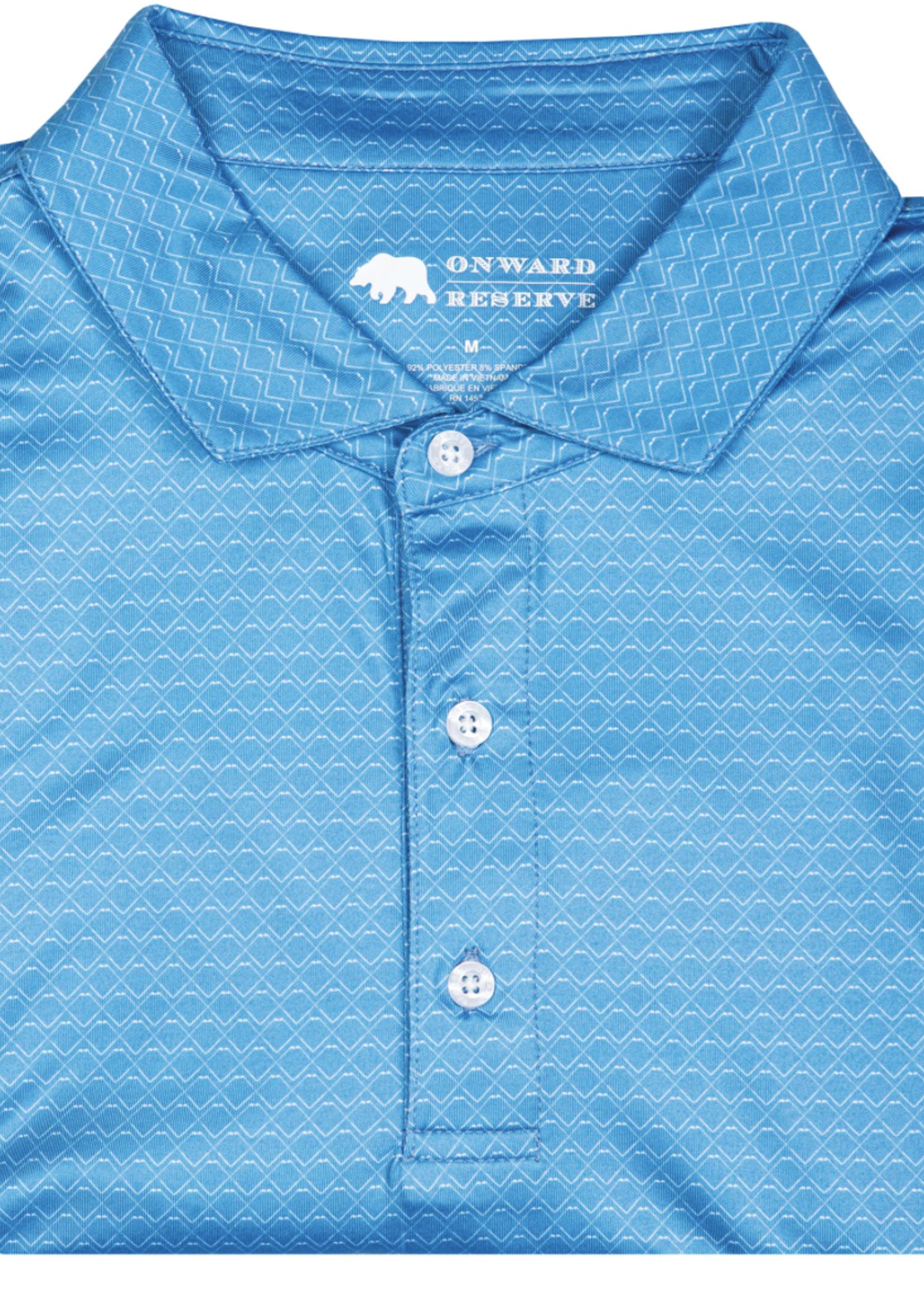Onward Reserve Crossed Clubs Blue