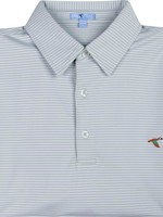 GenTeal Apparel Quarry Driver Stripe Polo