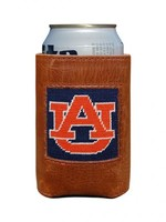 Smathers & Branson Auburn Needlepoint Coozie