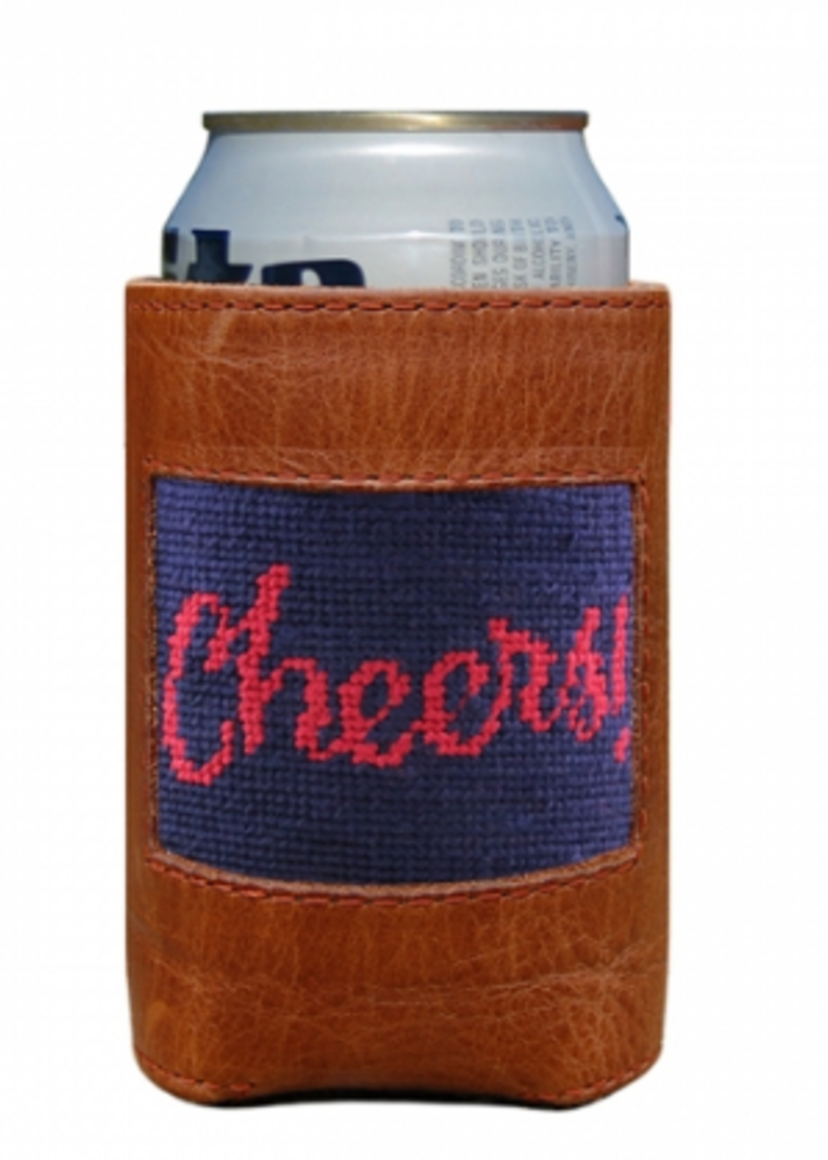 Smathers & Branson Cheers Needlepoint Coozie