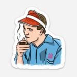Sticker Mule Peyton SNL Decal