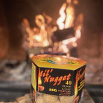 Lightning Nuggets Lil' Nugget BBQ Fire Starters Box of 40