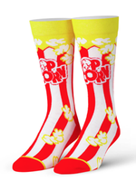 Cool Socks Popcorn Sock